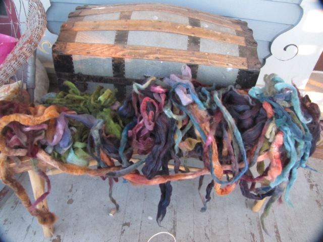 roving pieces