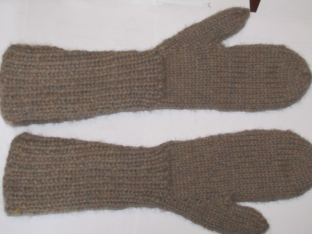 underarm side of bella mittens
