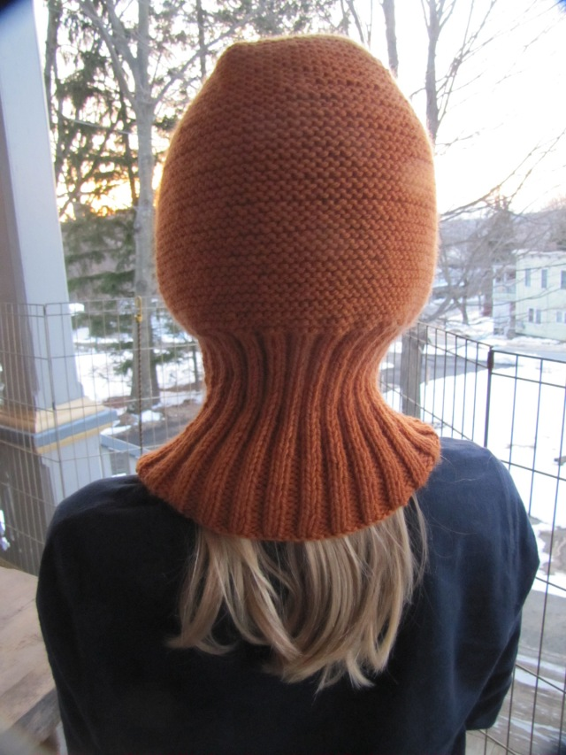 back of Uhlan hat