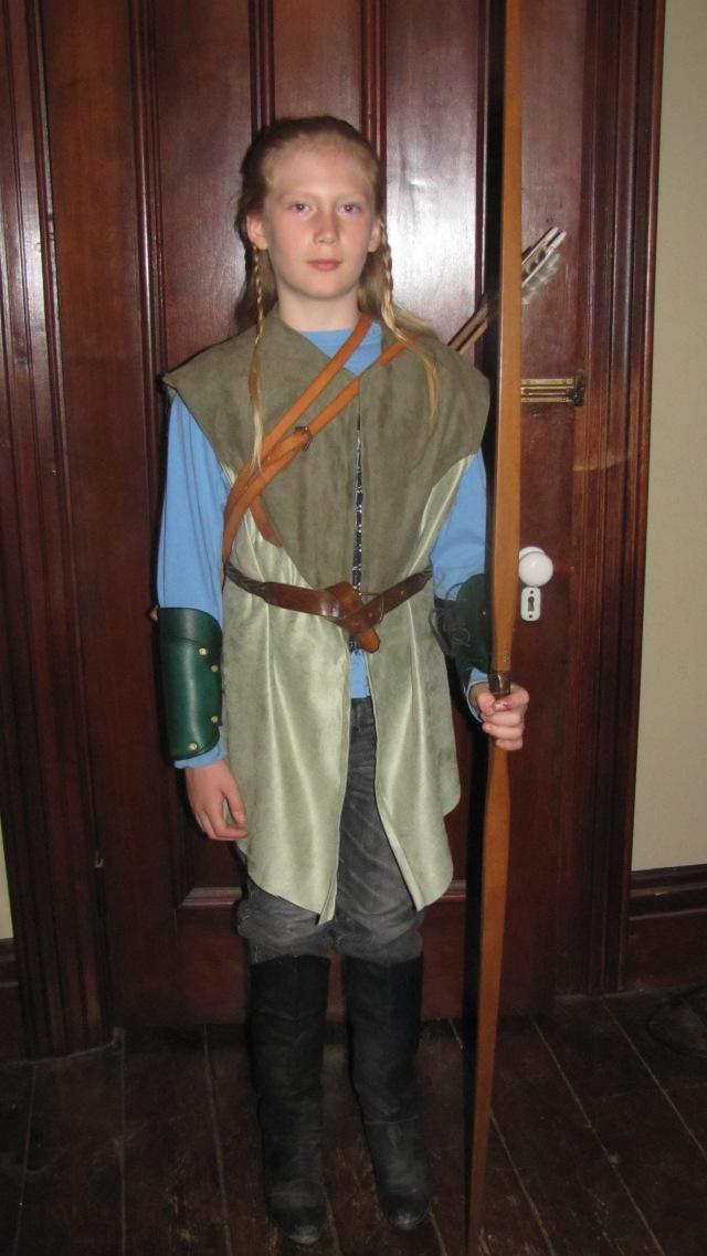 Markus as Legolas