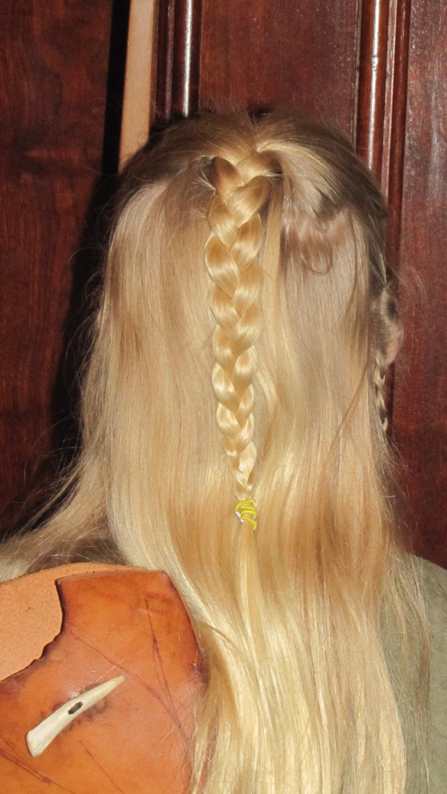 Legolas Braid down the back