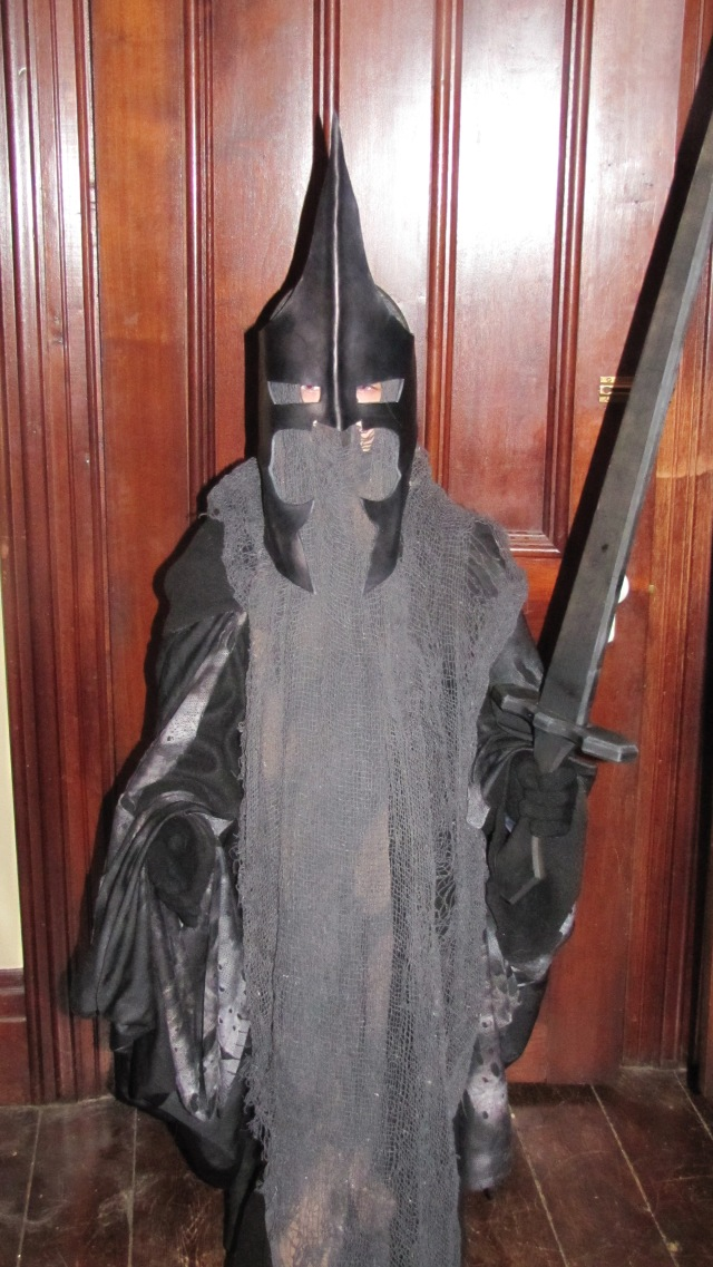 The Witch King costume
