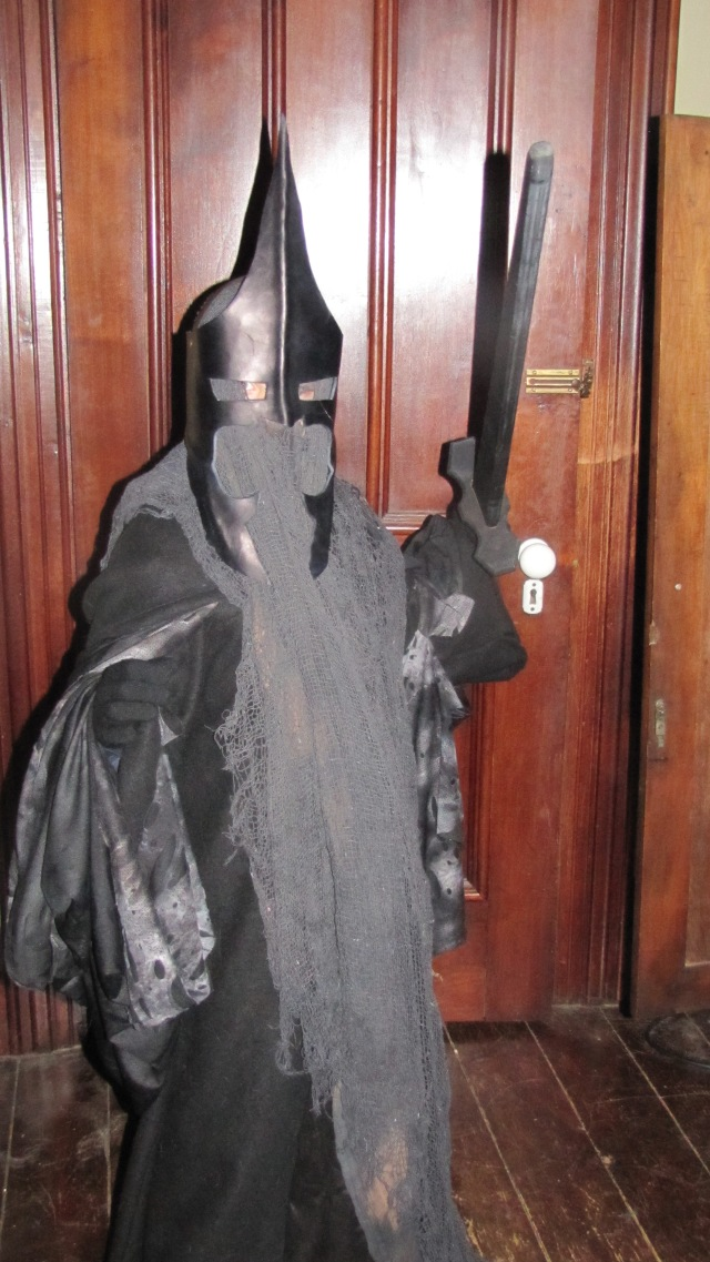 Beware the Ringwraith