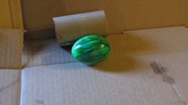 Vash's green malachite egg