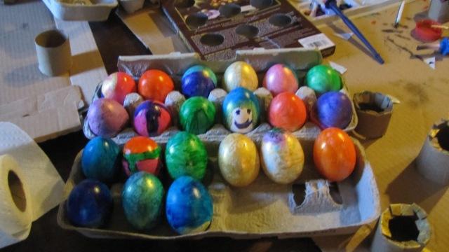 2013 Easter Eggs