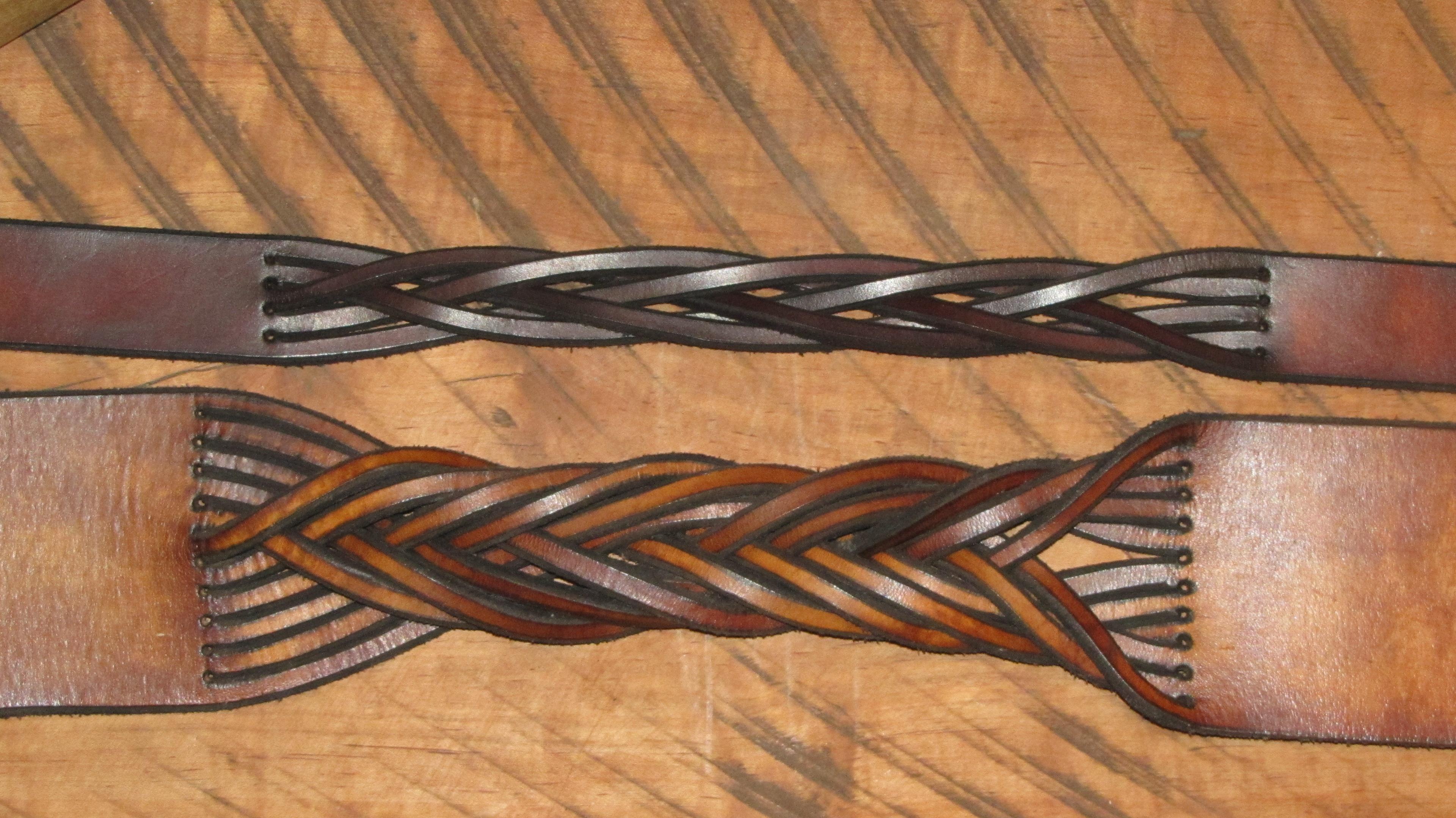 Three Strand Braid or Plait One  How to Tie Knots