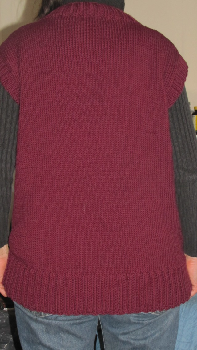 prudence vest back