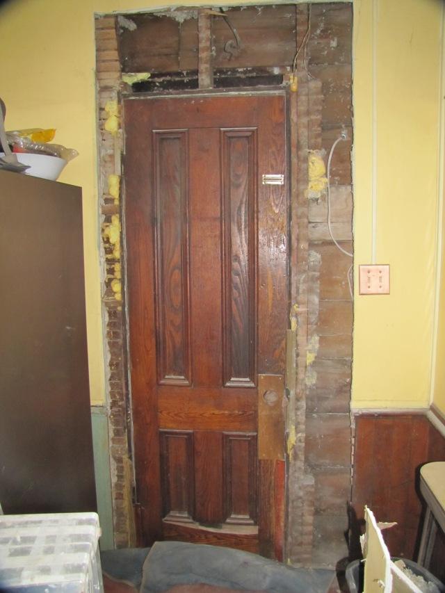back door construction 013