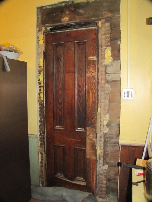 back door construction 015