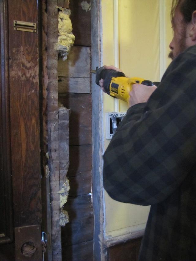 back door construction 020