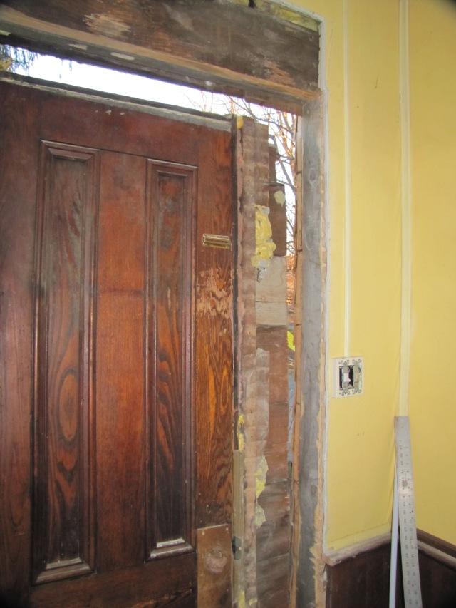 back door construction 022