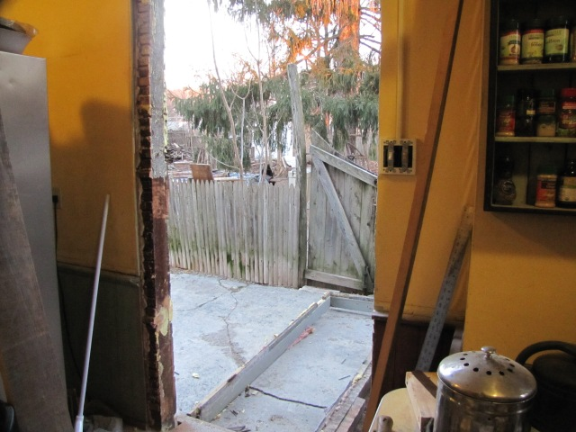 back door construction 024