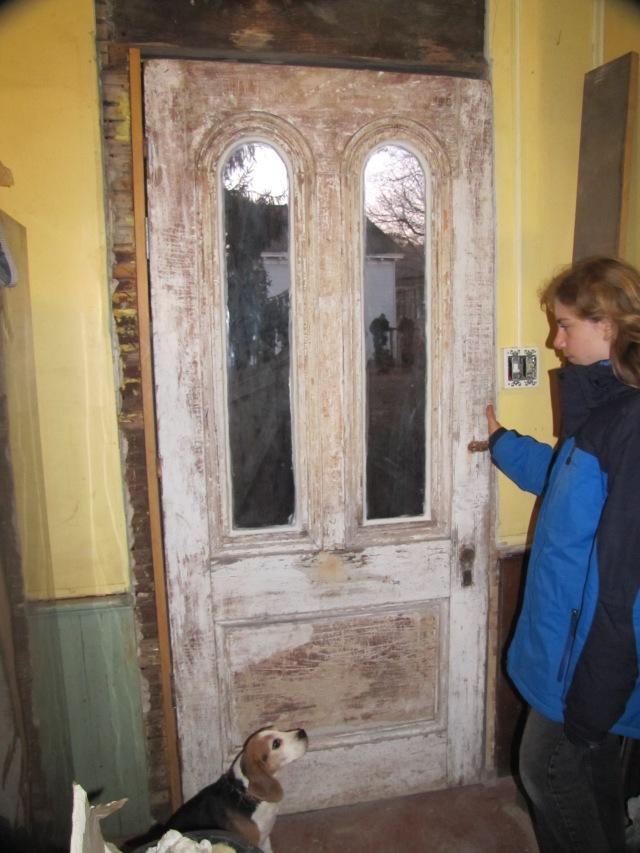 back door construction 025