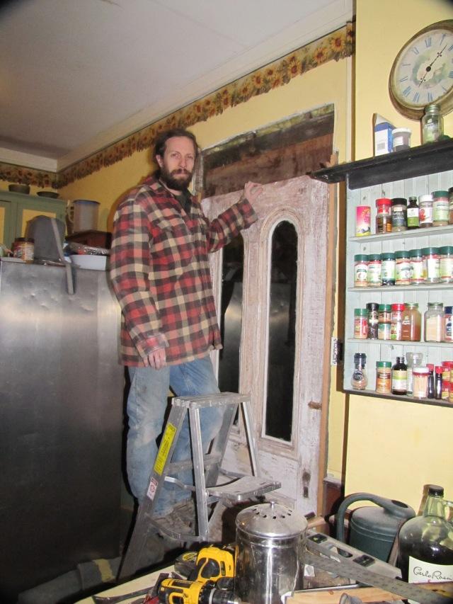 back door construction 028