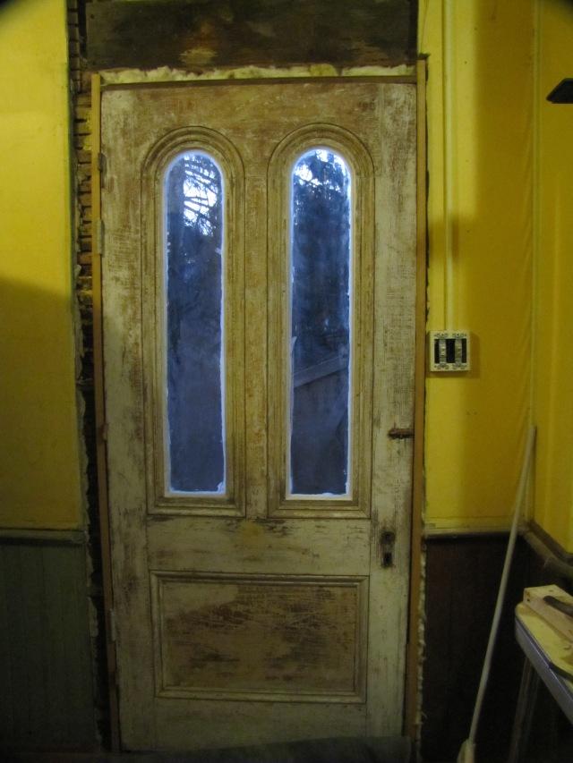 back door construction 033